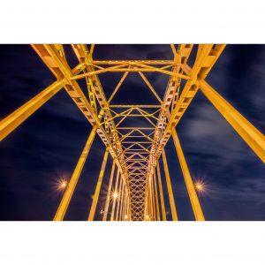 Waalbrug look up